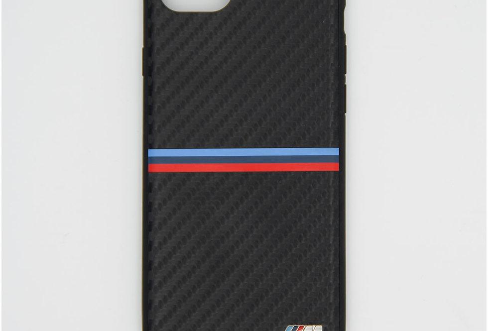 Кожаный чехол на iPhone 8 BMW M-Series