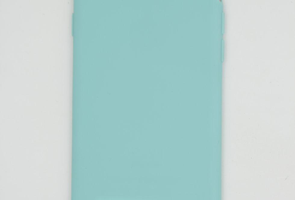 Чехол для iPhone 7/8 тонкий матовый силикон