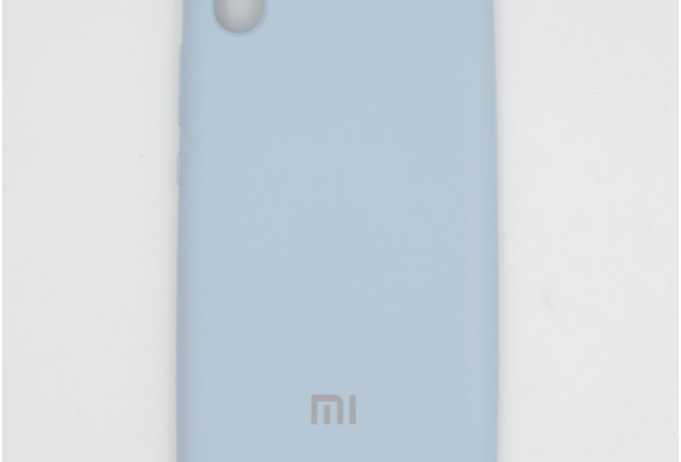 Силиконовый чехол на Xiaomi Redmi 7 A Silicone Cover