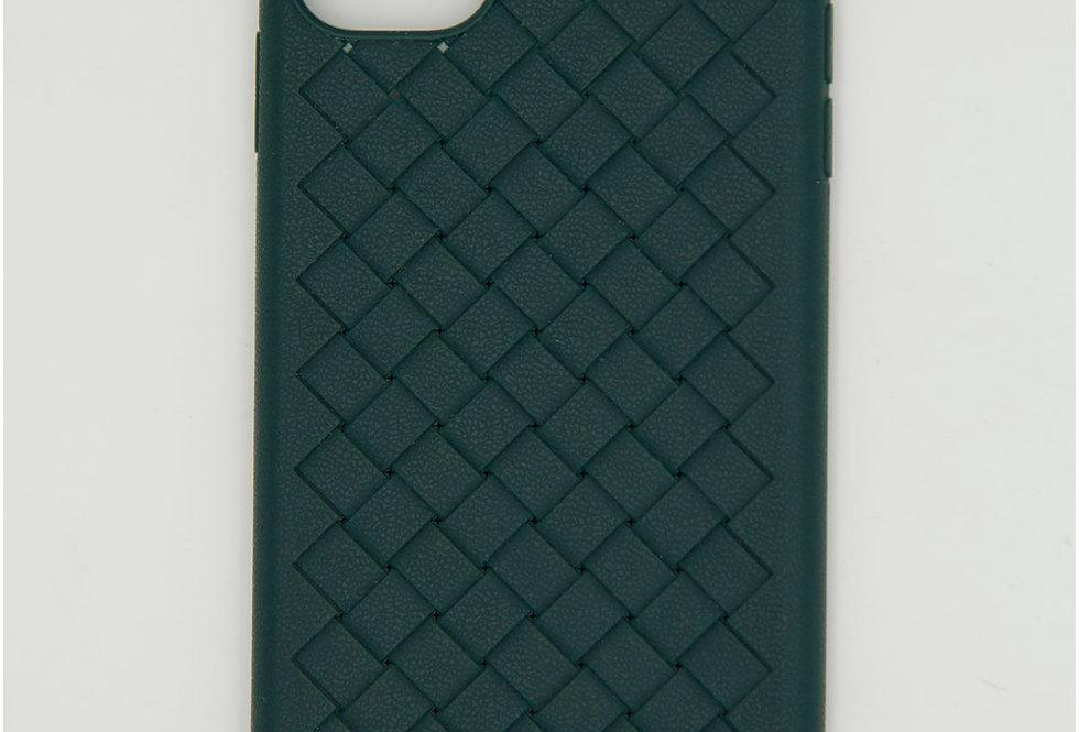 Чехол плетеный на iPhone 11