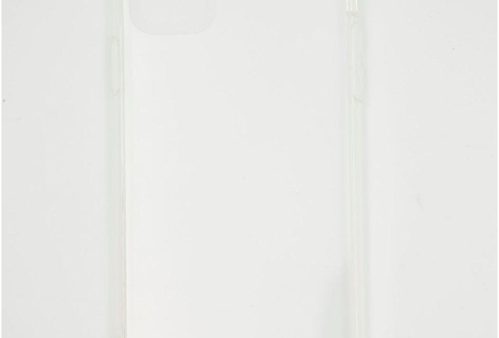 Силиконовый прозрачный чехол на iPhone 11 Pro Max KeepHone