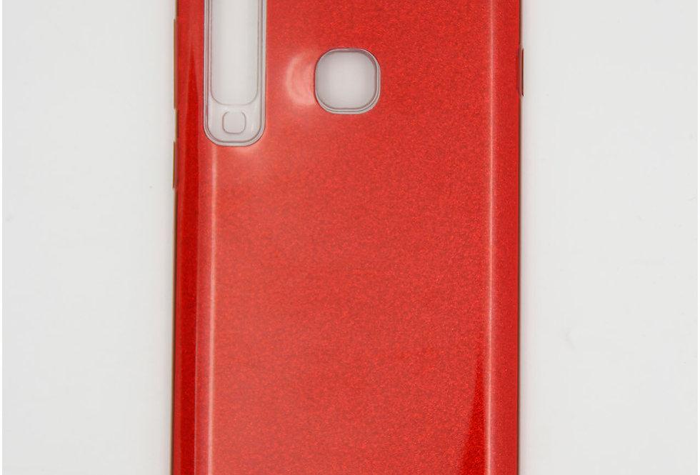 Трехсоставной силиконовый чехол на Samsung A9