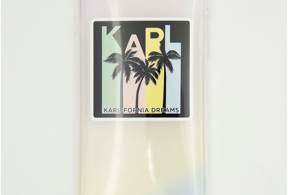 Силиконовый чехол на iPhone 7 Plus Karl Lagerfeld