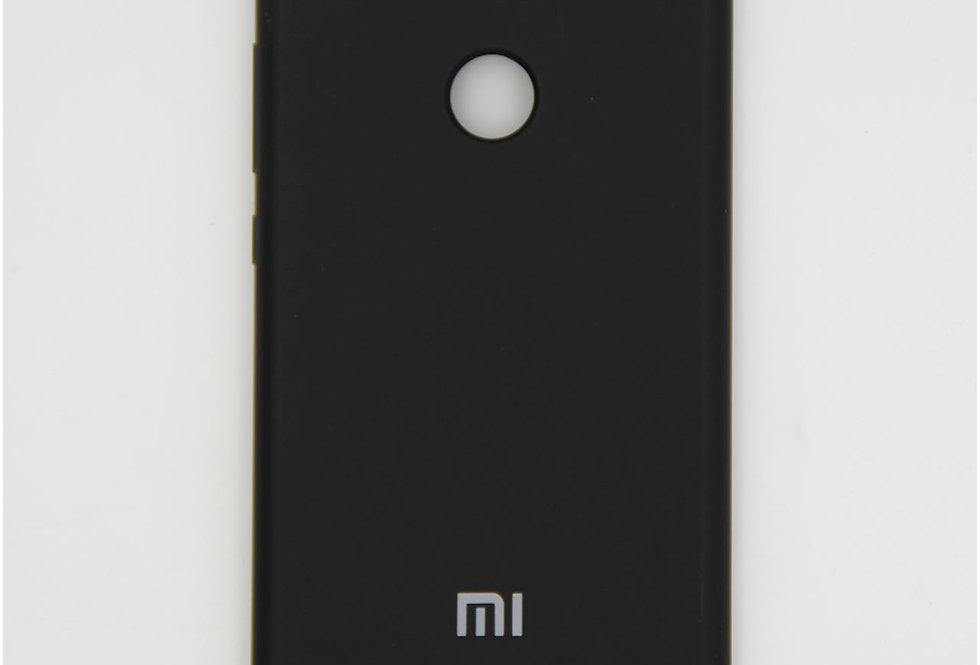 Силиконовый чехол на Xiaomi Mi 8 Lite Silicone Cover