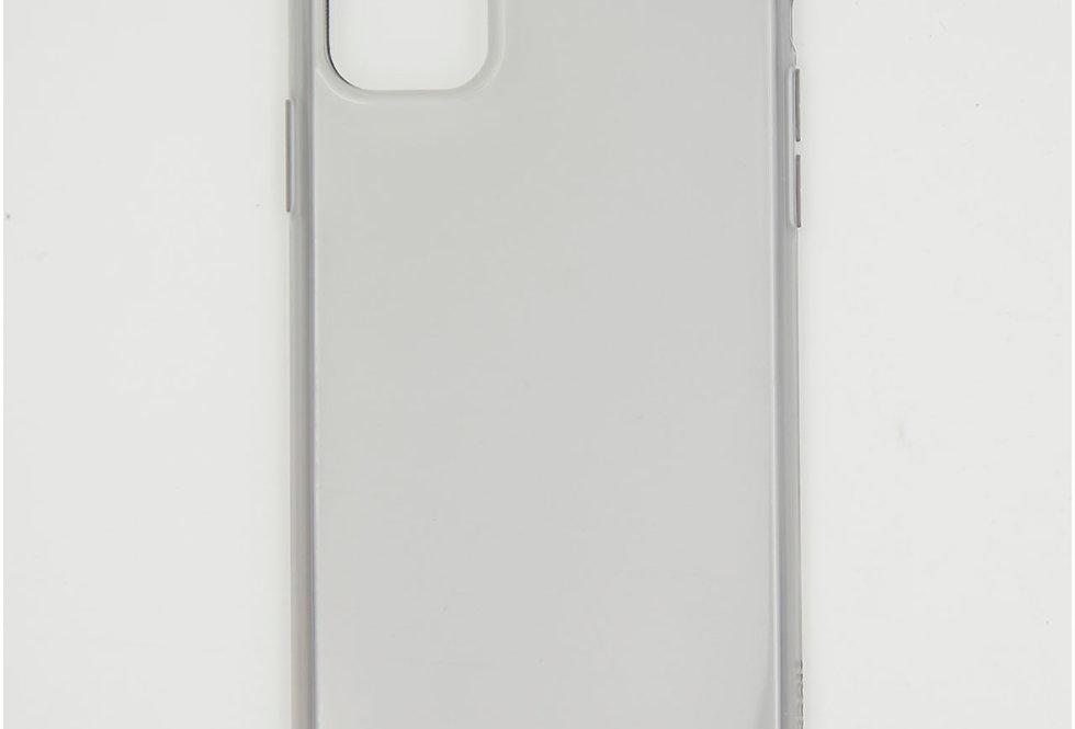 Силиконовый тонированный тонкий чехол на iPhone 11 Hoco