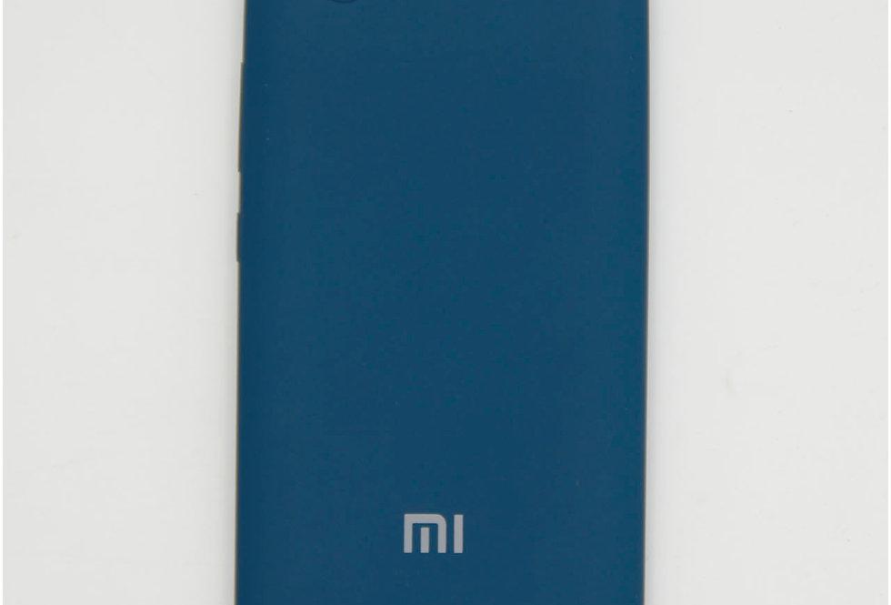Силиконовый чехол на Xiaomi Redmi Go Silicone Cover