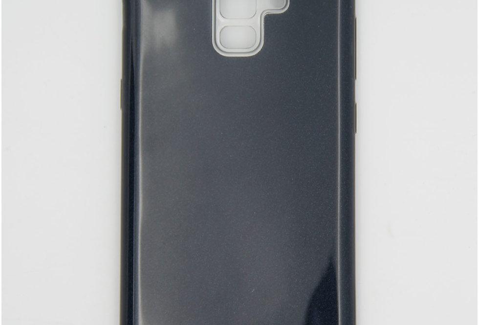Трехсоставной силиконовый чехол на Samsung A8 Plus 2018
