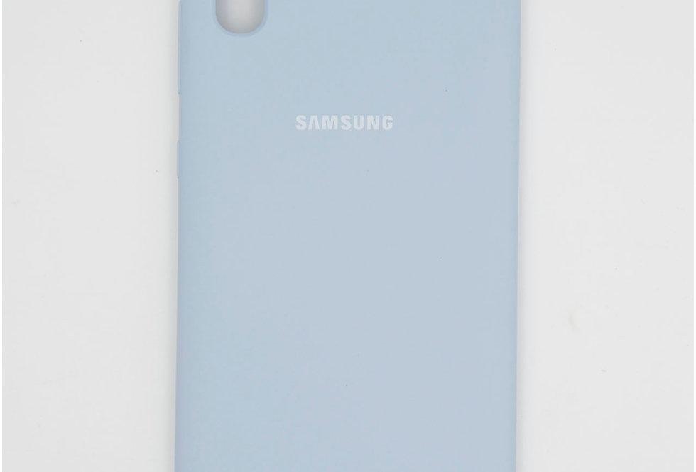 Силиконовый чехол на Samsung A10 Silicone Cover