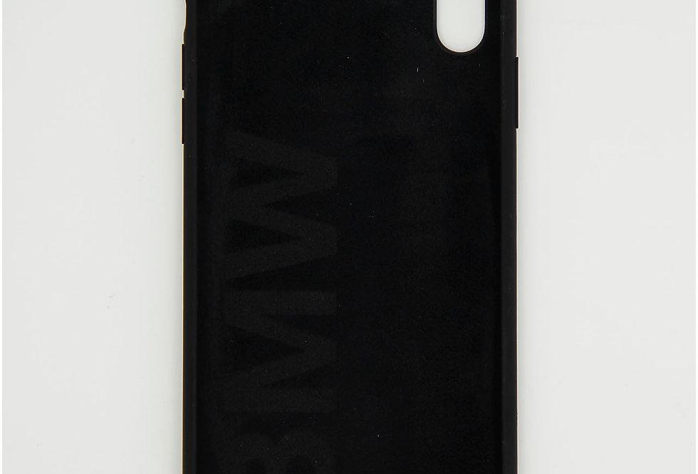 Силиконовый чехол на iPhone Xr BMW