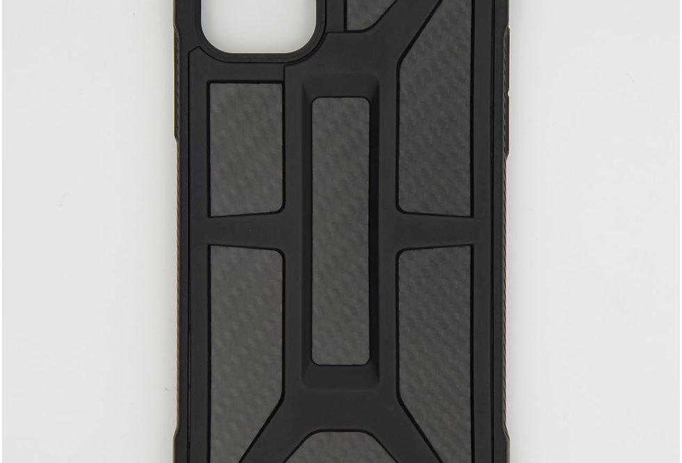 Противоударный карбоновый чехол на iPhone 11 Pro Max UAG