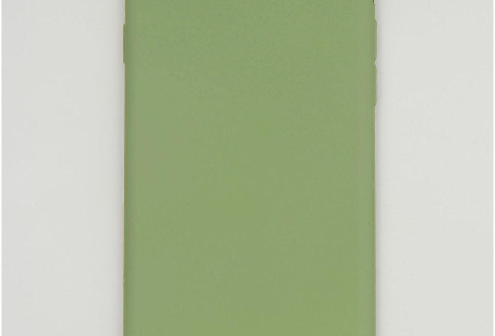 Чехол для iPhone 7/8 матовый силикон Soft Touch
