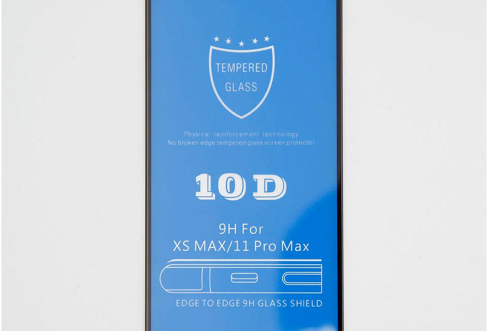 Защитное Стекло 10D на iPhone Xs Max