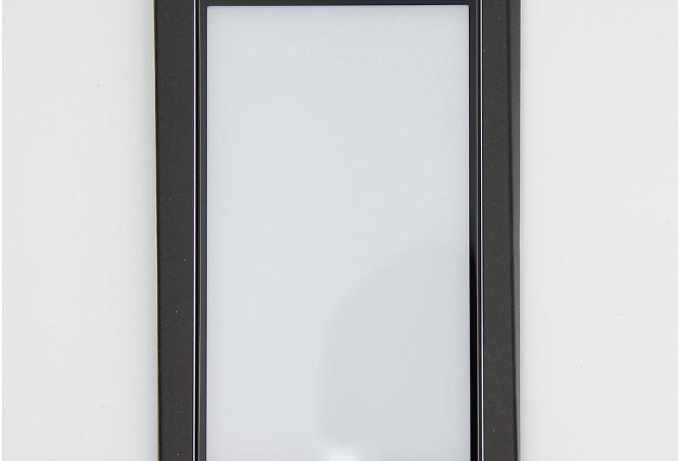 Защитное стекло 10D Aks на iPhone 6 Plus