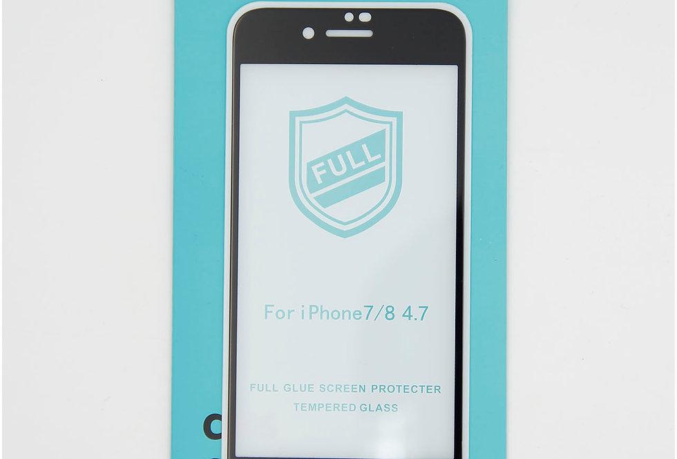 Защитное стекло Aks 2.5D на iPhone 7