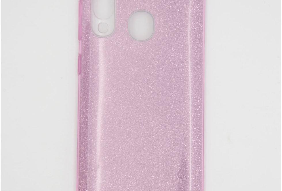 Трехсоставной силиконовый чехол на Samsung A40