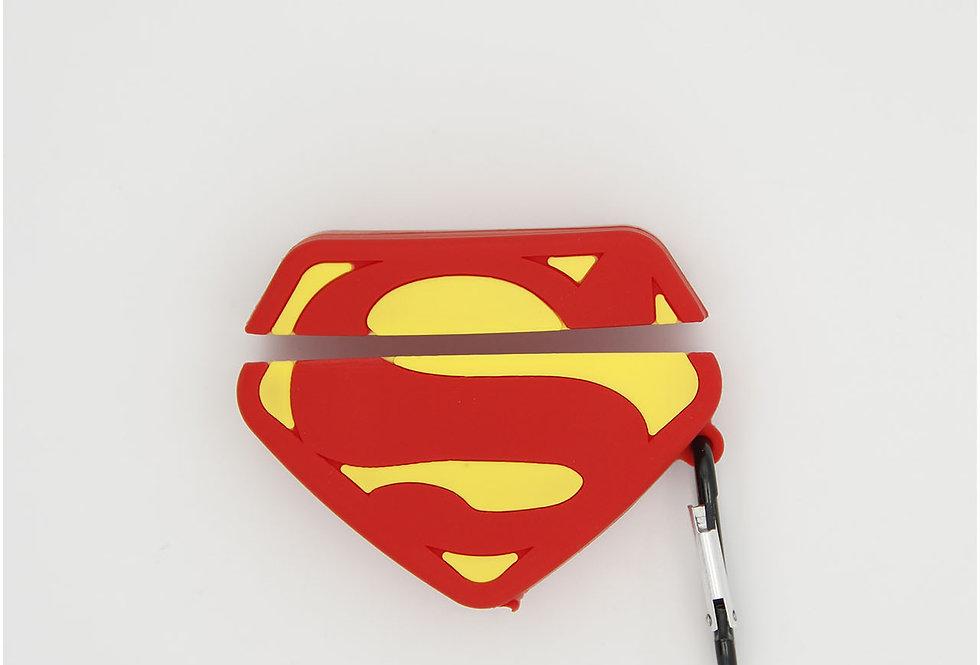 Чехол на AirPods Pro Superman