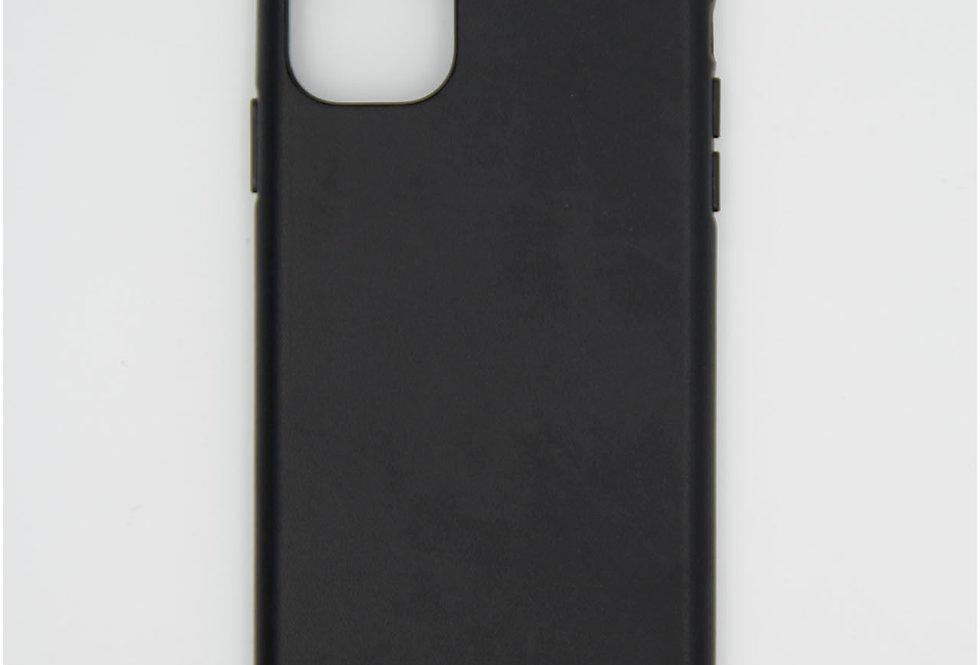 Кожаный чехол накладка на iPhone 11 Santa Barbara