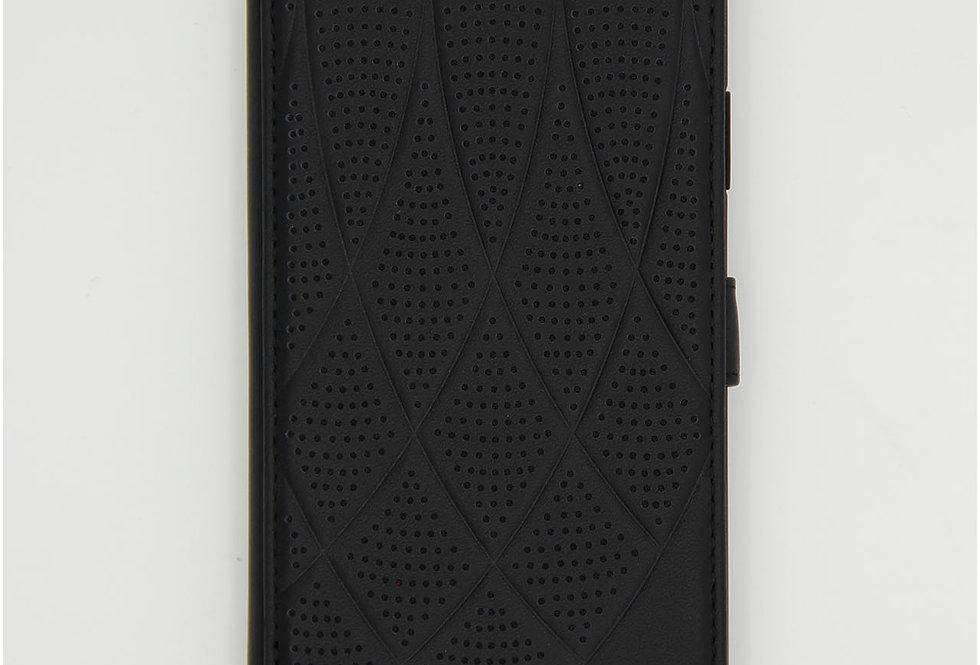 Книжка чехол кожаный на iPhone 11 Pro Max Mercedes
