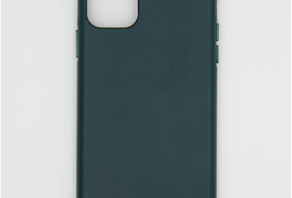Кожаный чехол накладка на iPhone 11 Pro Max Santa Barbara