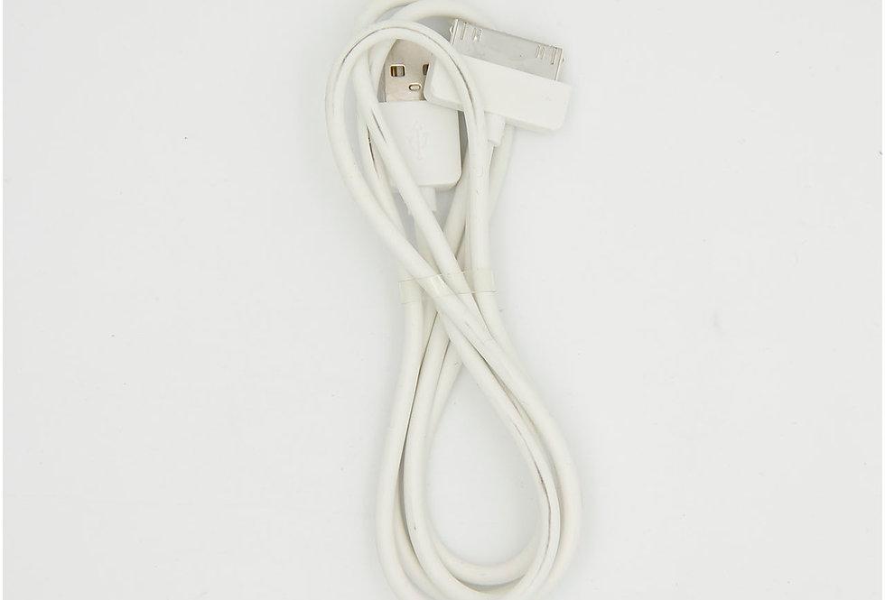 Зарядный кабель на iPhone 4/4s 1м Remax
