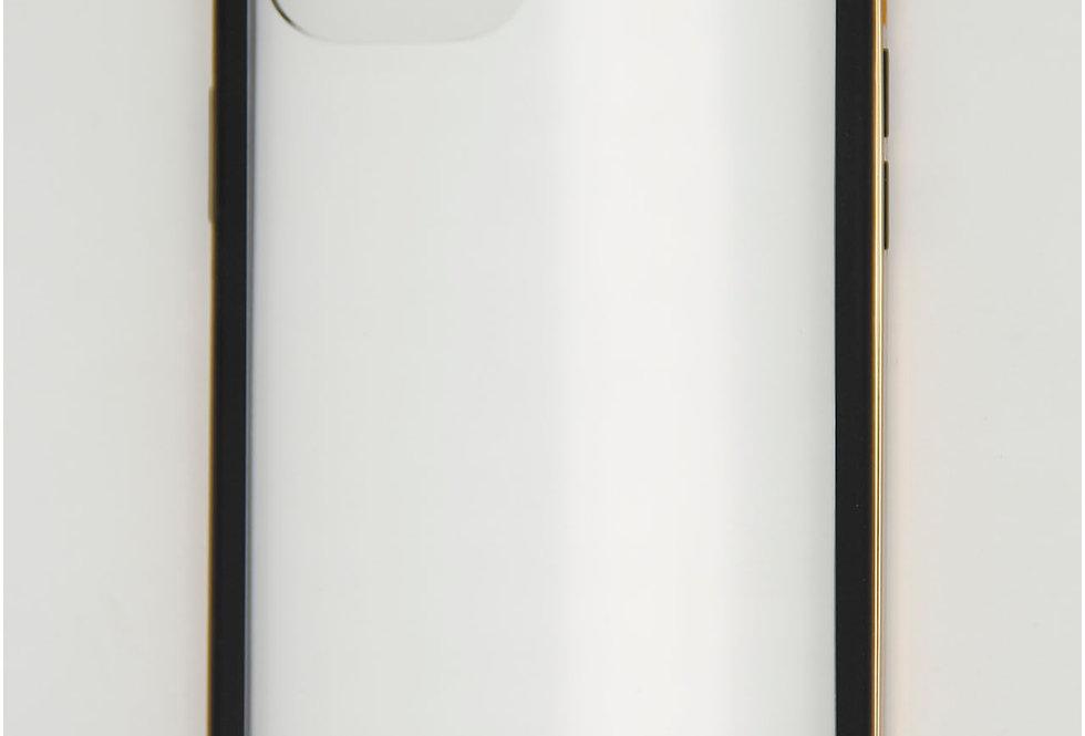 Чехол для iPhone 12 (6.1) KeepHone прозрачный глянец