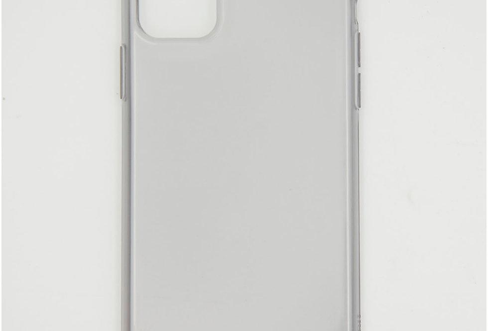 Силиконовый тонированный тонкий чехол на iPhone 11 Pro Max  Hoco