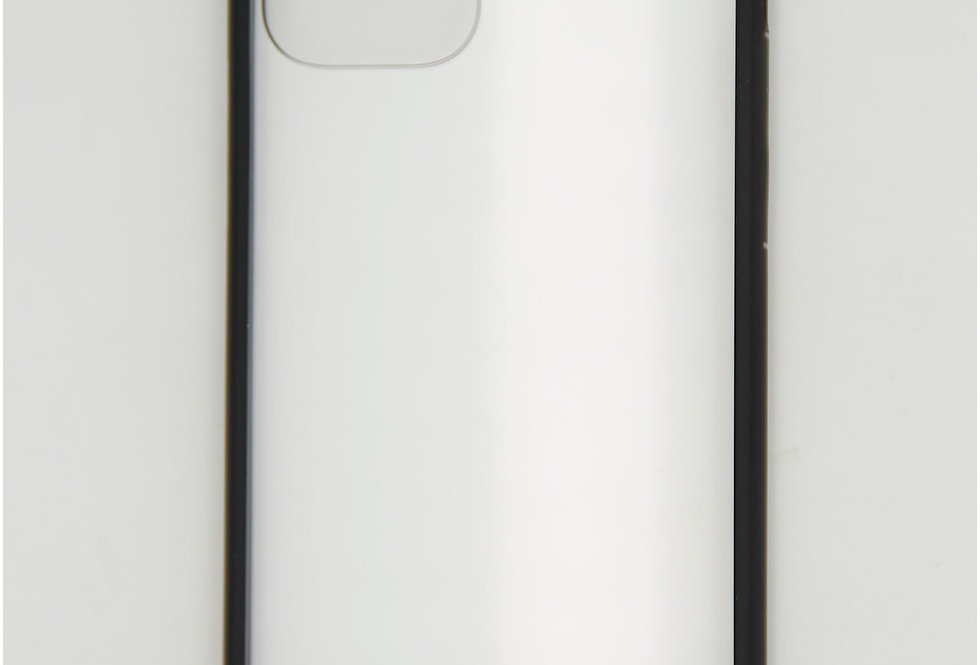 Чехол для iPhone 12 (6.1) KeepHone  прозрачный матовый