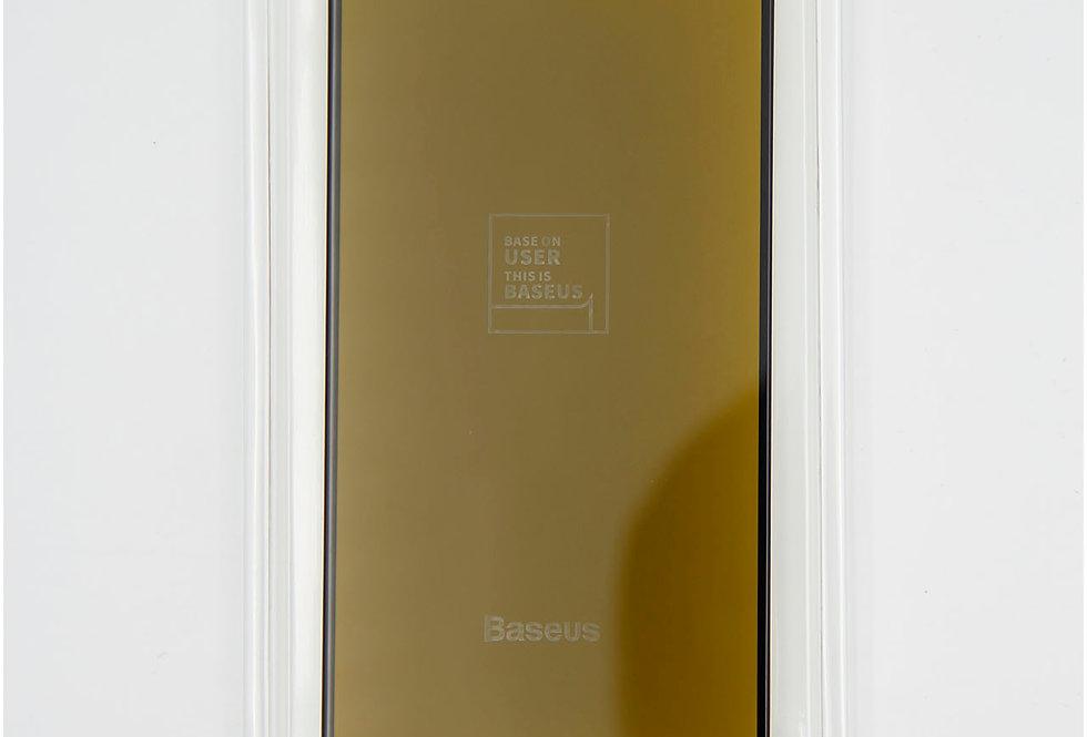 Защитное антишпион стекло 3D Baseus на iPhone 11 Pro max