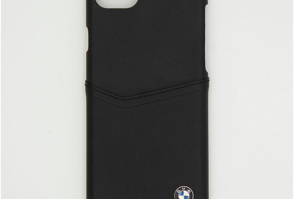 Кожаный чехол на iPhone 8 BMW