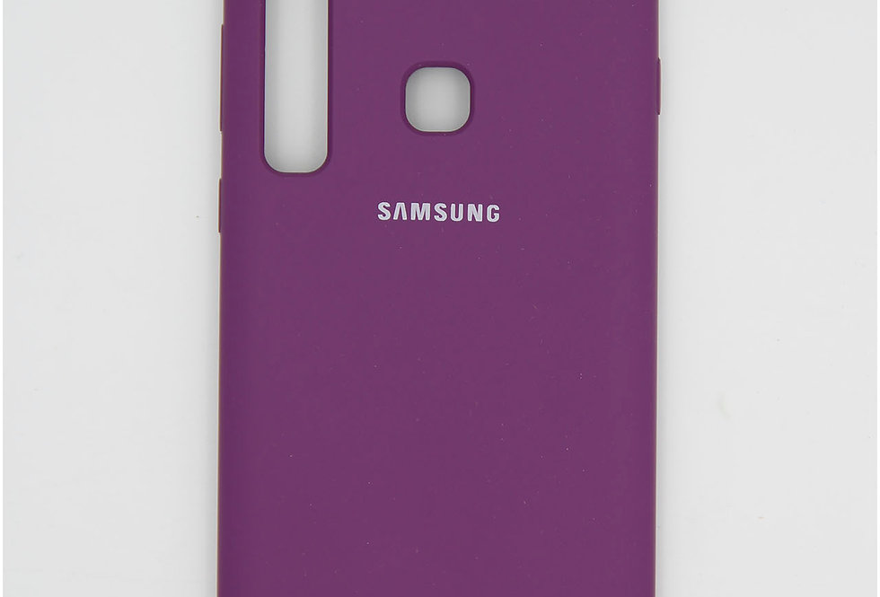 Силиконовый чехол на Samsung A9 2018 Silicone Cover