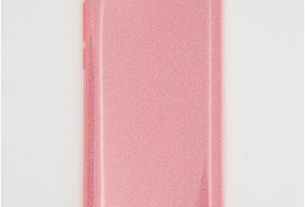 Трехсоставной силиконовый чехол на Huawei Honor 9