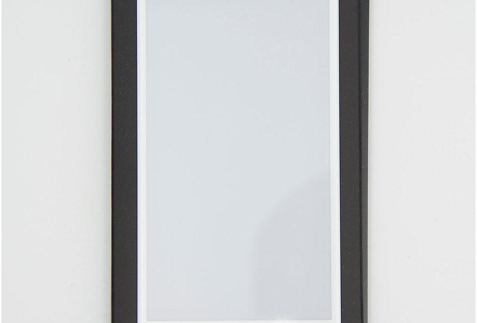 Защитное стекло 10D Aks на iPhone 6s Plus