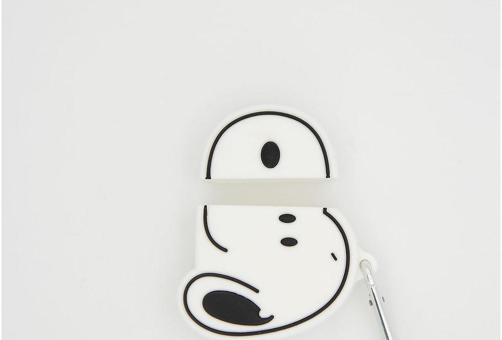 Чехол игрушка на AirPods Snoopy