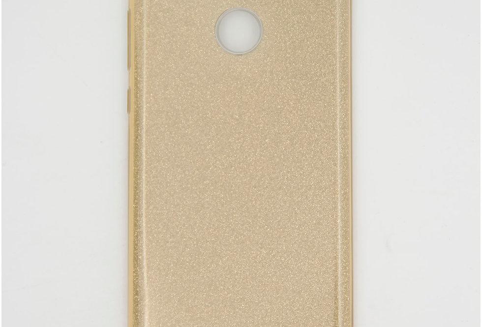 Трехсоставной силиконовый чехол на Huawei Honor 9 Lite