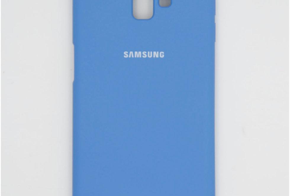 Силиконовый чехол на Samsung J6 Plus 2018 Silicone Cover