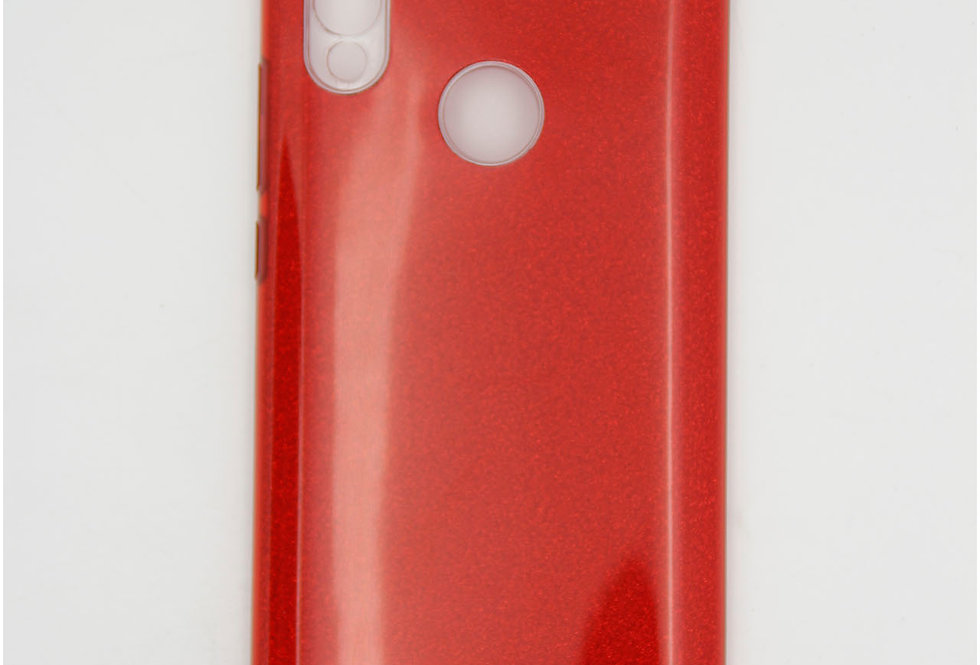 Трехсоставной силиконовый чехол на Xiaomi Redmi 7