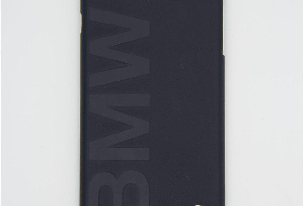 Кожаный чехол на iPhone 6 Plus BMW