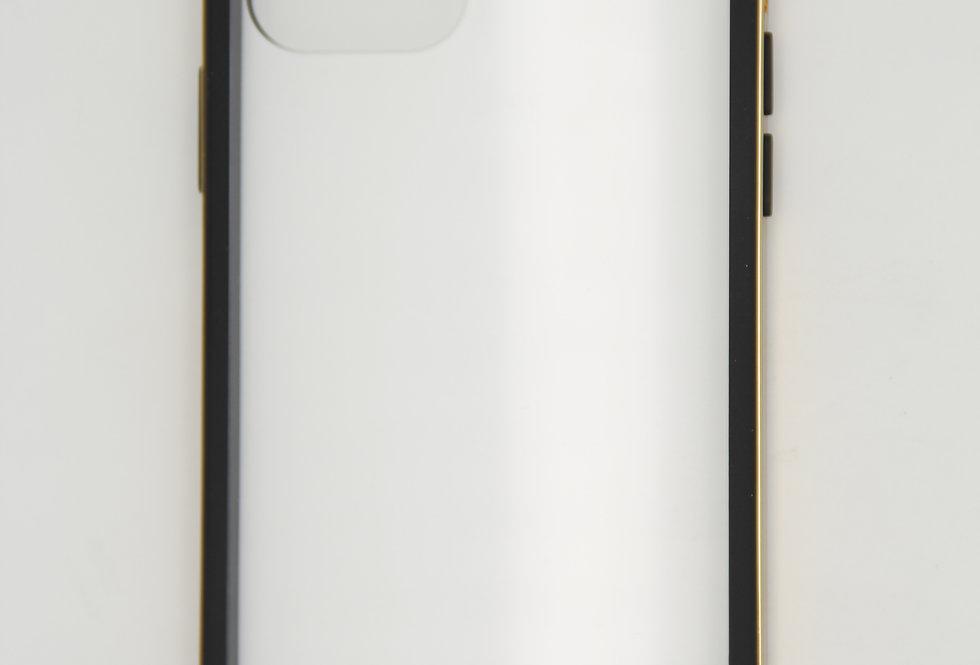 Чехол для iPhone 12 (6.7) KeepHone прозрачный глянец