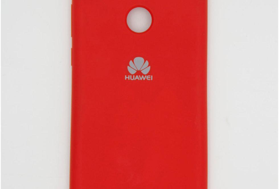 Силиконовый чехол на Huawei Y9 2018 Silicone Cover