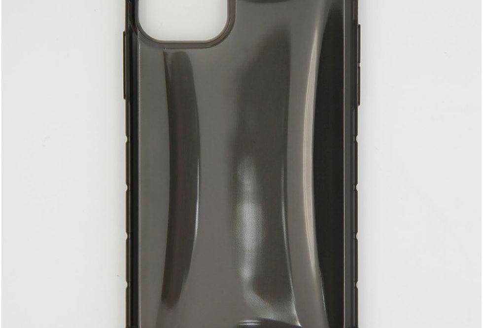 Противоударный силиконовый тонированный чехол на iPhone 11 Pro Max UAG Plyo
