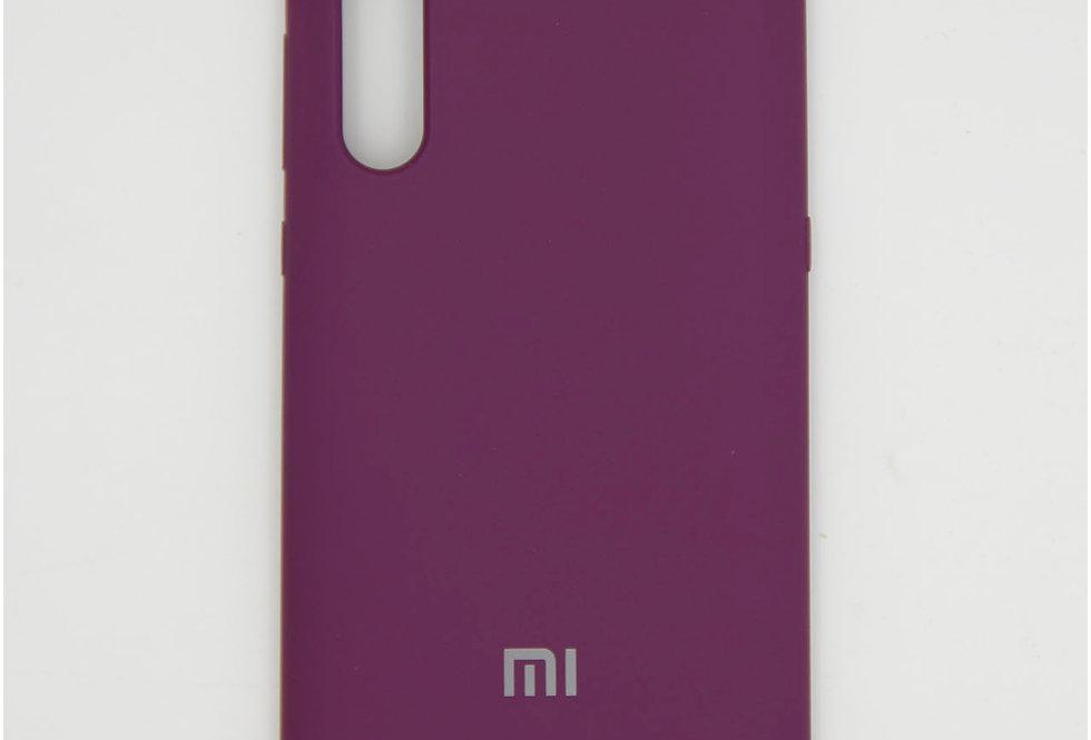 Силиконовый чехол на Xiaomi Mi 9 Silicone Cover