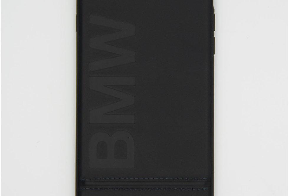 Кожаный чехол на iPhone 8 Plus BMW