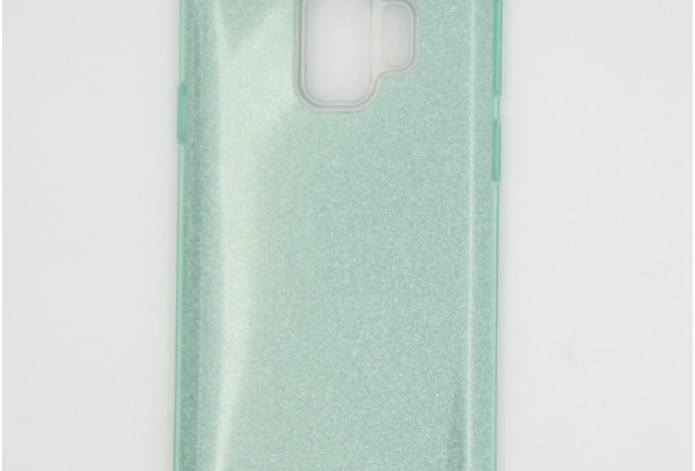 Трехсоставной силиконовый чехол на Samsung S9