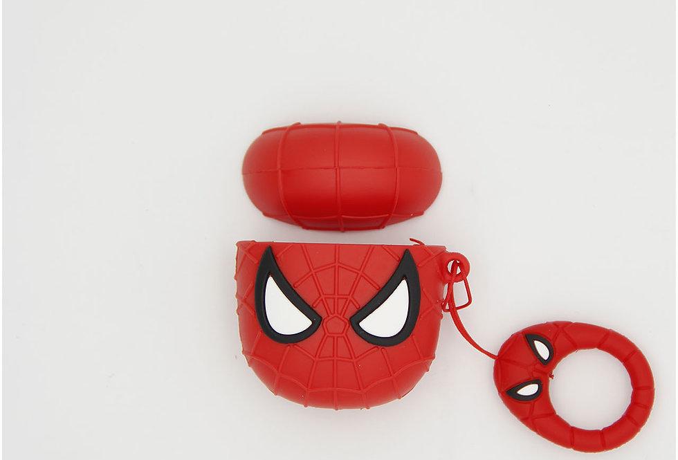 Чехол игрушка на AirPods Spider Man