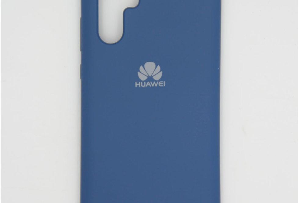 Силиконовый чехол на Huawei P30 Pro Silicone Cover