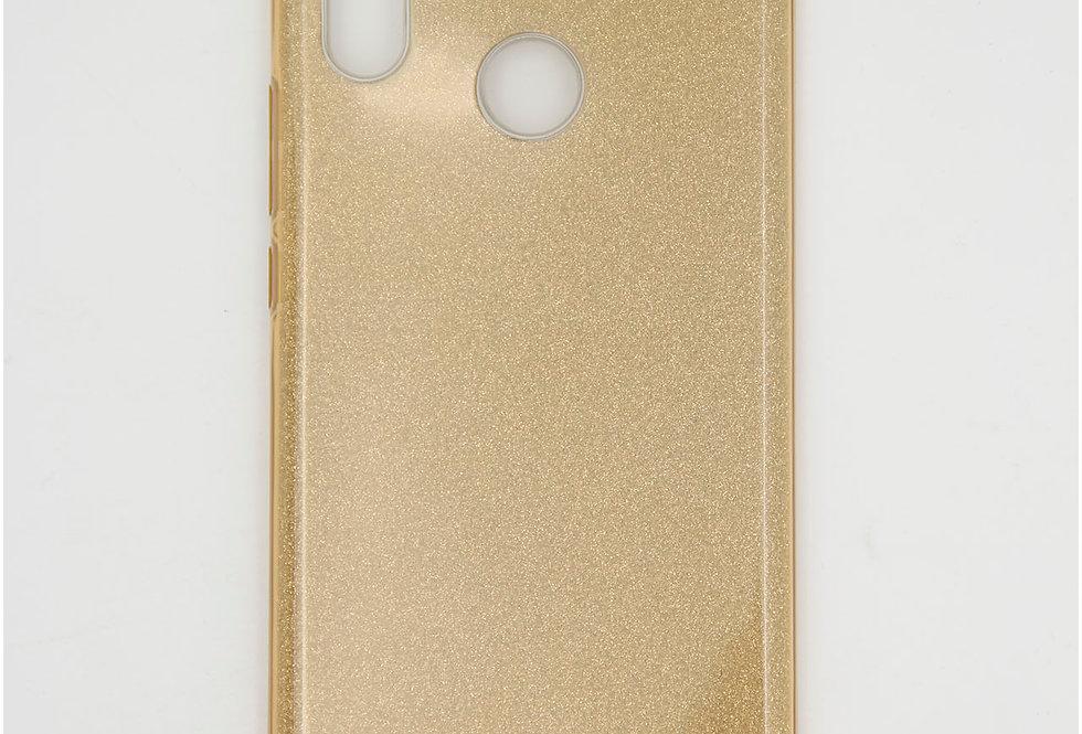 Трехсоставной силиконовый чехол на Huawei Honor Nova 3i