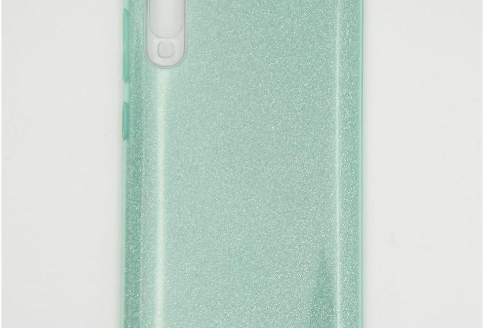 Трехсоставной силиконовый чехол на Samsung A70