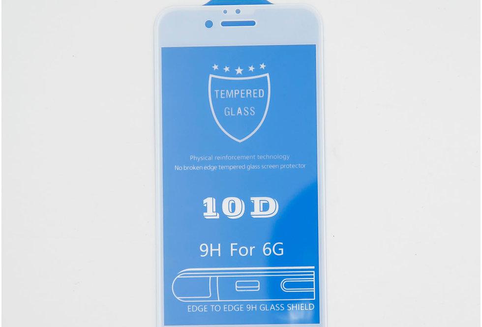 Защитное Стекло 10D на iPhone 6s