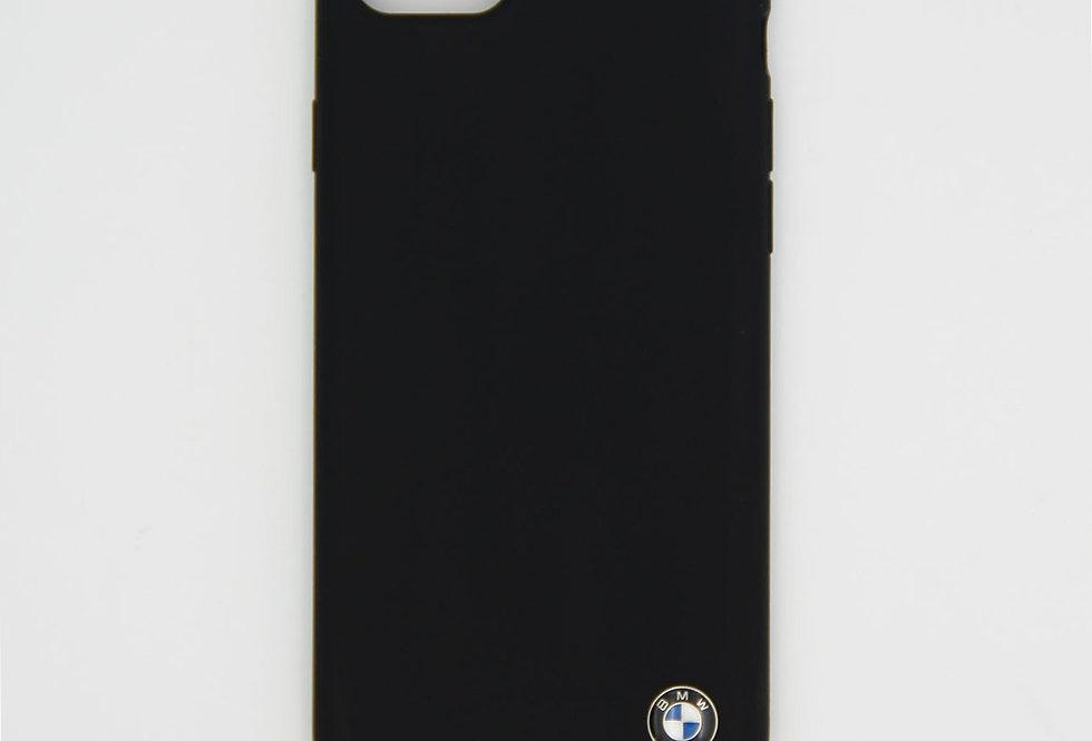 Силиконовый чехол на iPhone 8 BMW