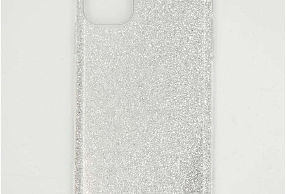 Трехсоставный силиконовый чехол на iPhone 11